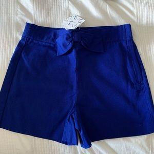 Janie and Jack Girls shorts -NWT
